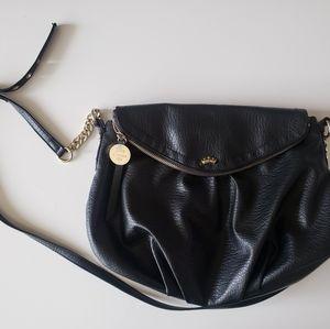 Juicy Couture Black Crossbody Purse